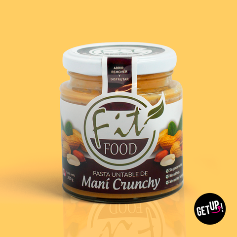 Fit food Mani Crunchy - GET UP! Delicious Life