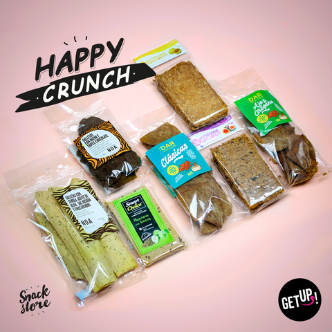 PROMO: Happy Crunch