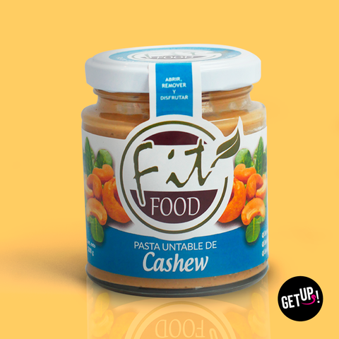 Fit Food Cashews - GET UP! Delicious Life