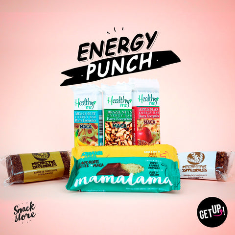 Energy Punch - GET UP! Delicious Life