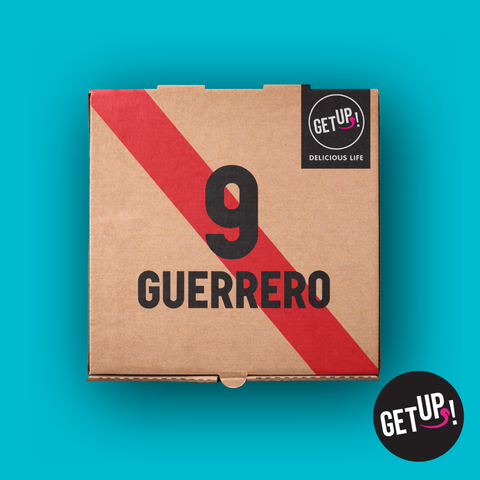 Box del Hincha Peruano - GET UP! Delicious Life