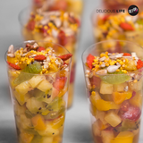 Mini ensalada de frutas - GET UP! Delicious Life
