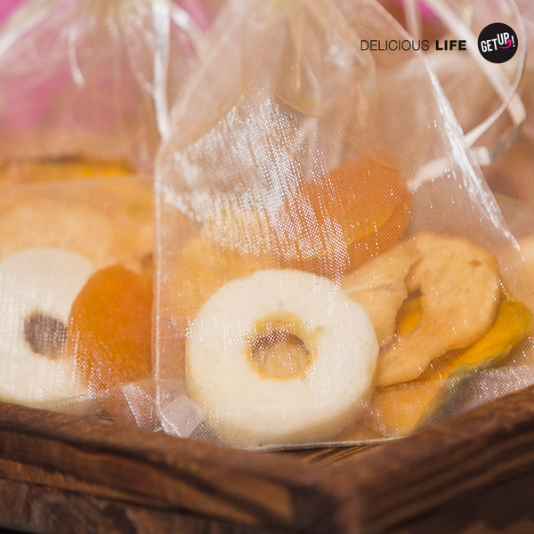 Mini bag Fruta Deshidratada - GET UP! Delicious Life