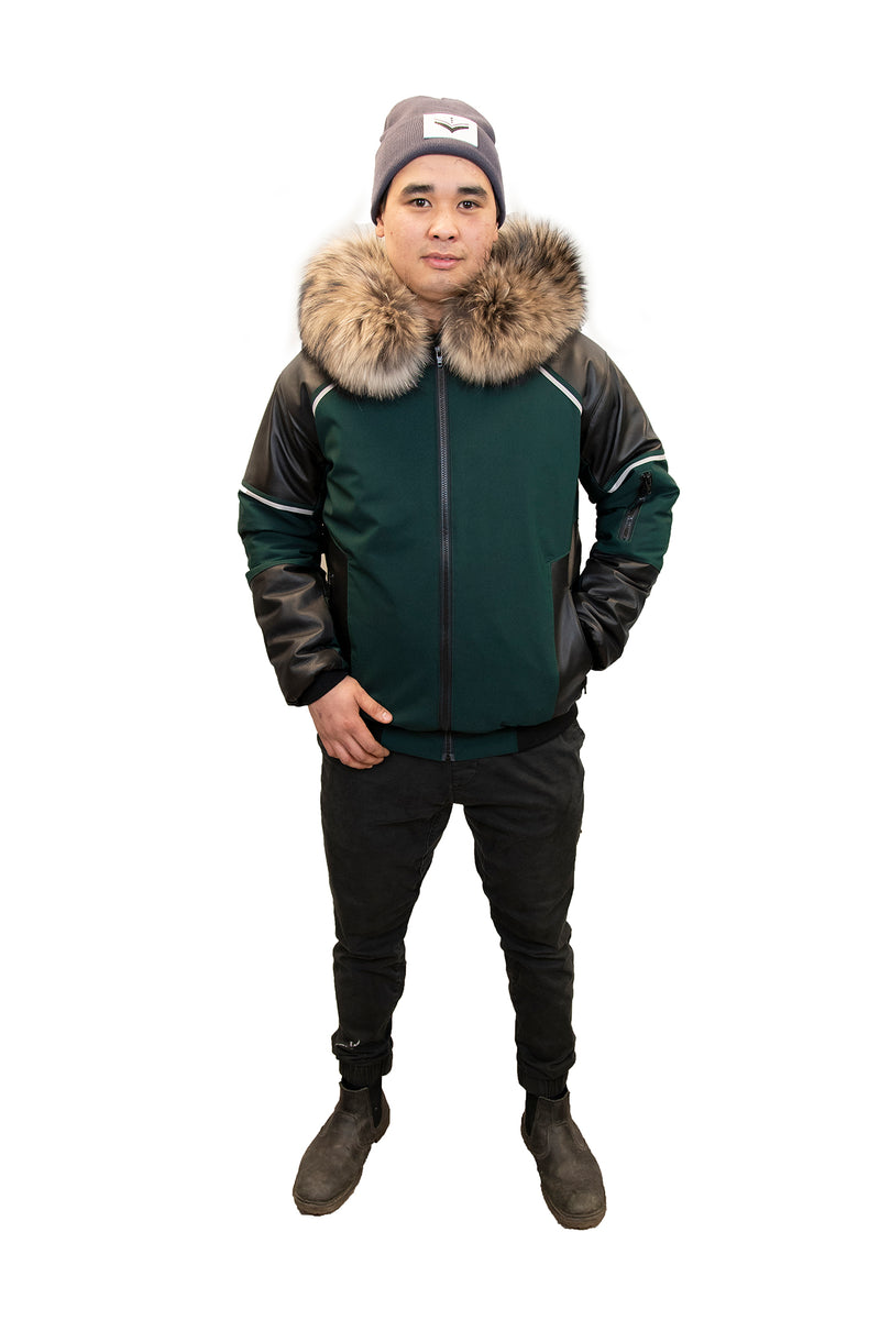 MENS KAKUKTINNIQ | FOREST GREEN