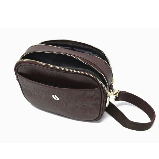 Classic Women's Soft Leather Purse