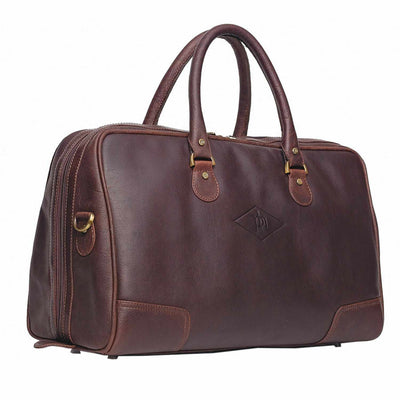 Elpaso Premium Men's Weekend Leather Bag
