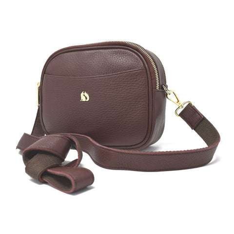 Image of Image of Sofia Modern Leather Tote Backpack PL309