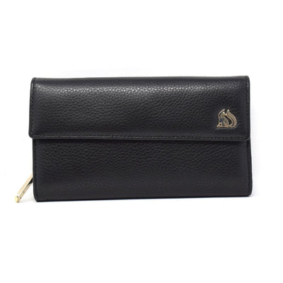Bouth Leather Purse by Foxfield - Lusso Borsetta