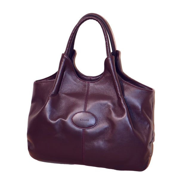 Ozzell Large Soft Leather Hobo - Lusso Borsetta