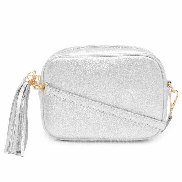 Camila Leather Crossbody Bag-Borsetta Online-Borsetta Online