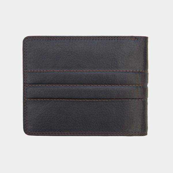 Carson Notecase Men's Leather Wallet-Leather Wallet-Borsetta Online