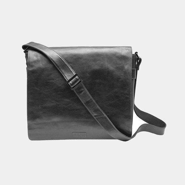 Cruz Leather Messenger Bag 566-Messenger Bag-Borsetta Online