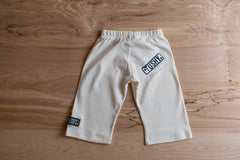 Karate Cut, Organic, Natural, Pants (UNISEX)