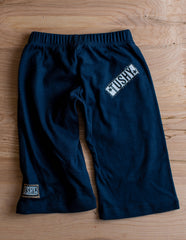 Karate Cut, Organic, Ocean, Pants (UNISEX)