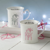 Child's Animal China Cup