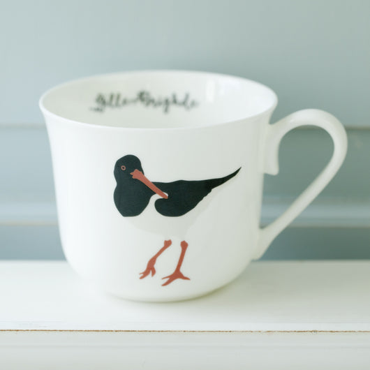 Oyster Catcher Breakfast Cup