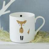 Fantastic Mrs Fox Personalised Cups