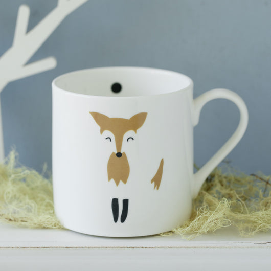 Volpi Capital - Fox Personalised mugs