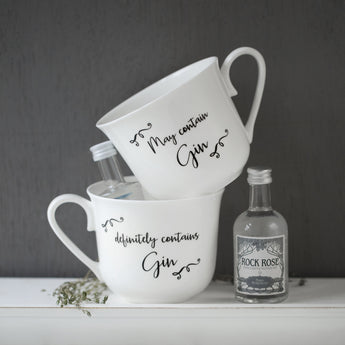 Personalised Gin Cups