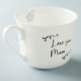 Favourite Quotes Personalised China Cup