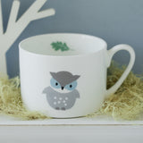 Woodland Friends Personalised Cups