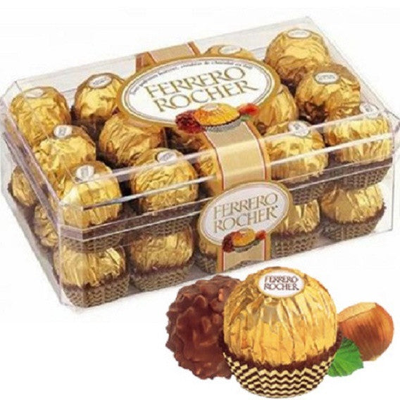 Chocolate Ferrero Rocher 30