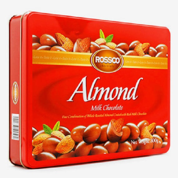 Rossco Almonds Chocolate