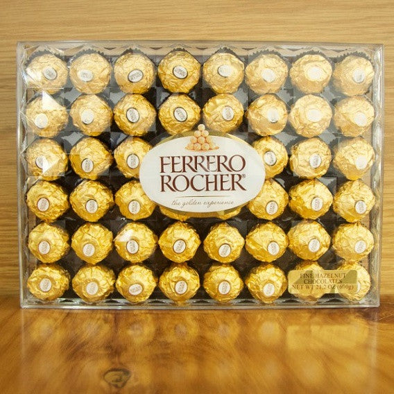 Chocolate Ferrero Rocher 48
