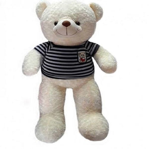 White Teddy Bear 1,4 M