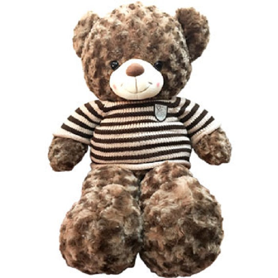 Deep Brown Teddy Bear