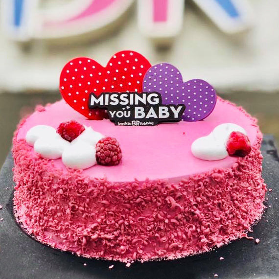 Missing You Baby (15cm)