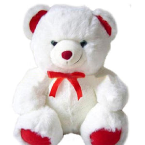 White Teddy Bear 27