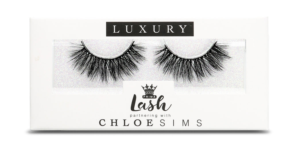 The New Chloe Sims Lashes exclusively for PRIMA Lash