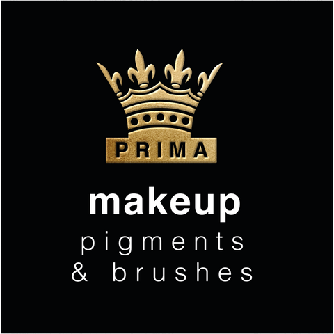 Makeup, Pigments & Brushes