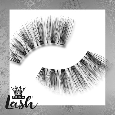 Professional (100% Human Hair) Strip Lashes #111