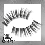Professional (100% Human Hair) Strip Lashes #121