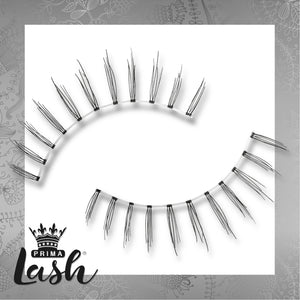 Professional (100% Human Hair) Strip Lashes #602 (under lashes)