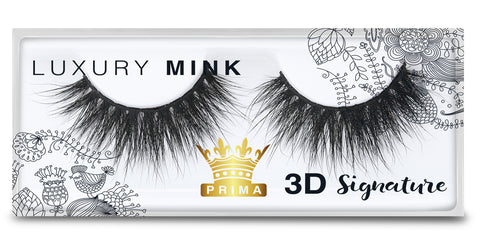 3D Signature Mink Lashes #Azure