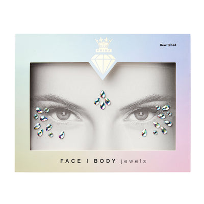 Face/Body Jewels - BEWITCHED