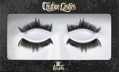 Creative Lash DUO Set #Black Widow