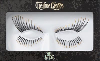 Creative Lash DUO Set #Gold Digger