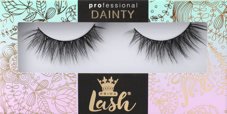 Professional (Dainty) Multi Layer Strip Lashes #D11