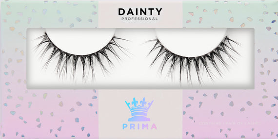 Professional (Dainty) Multi Layer Strip Lashes #D12