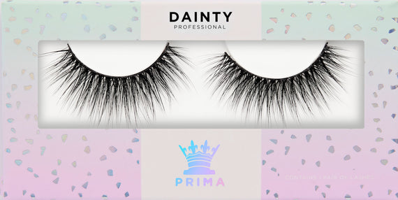 Professional (Dainty) Multi Layer Strip Lashes #D13
