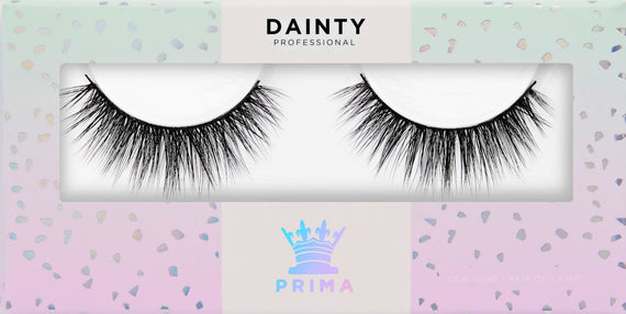 Professional  (Dainty) Multi Layer Strip Lashes #D14
