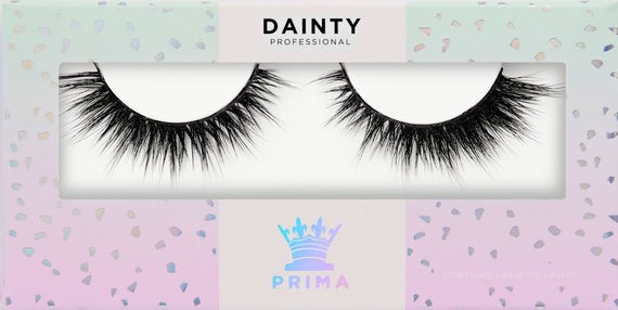 Professional (Dainty) Multi Layer Strip Lashes #D17