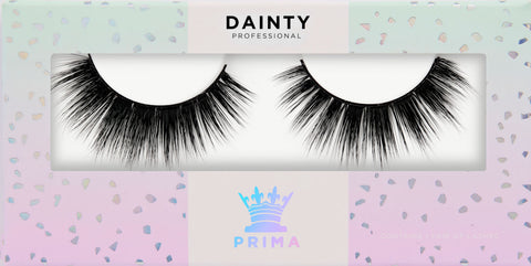 Professional (Dainty) Multi Layer Strip Lashes #D18