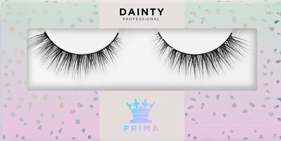 Professional (Dainty) Multi Layer Strip Lashes #D20
