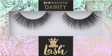 Professional (Dainty) Multi Layer Strip Lashes #D24