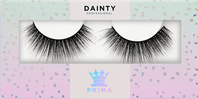 Professional (Dainty) Multi Layer Strip Lashes #D35.